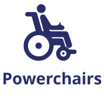 Countrywide Mobility Power Chairs Logo