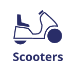 Countrywide Mobility Scooters Logo