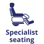 Countrywide Mobility Specialist Seating Logo
